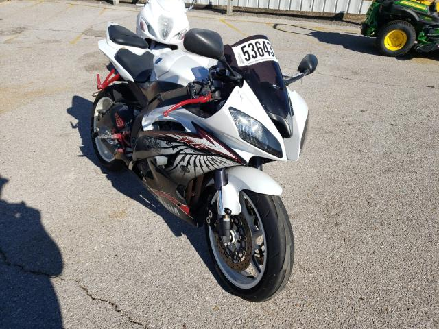 Salvage cars for sale from Copart Oklahoma City, OK: 2012 Yamaha YZFR6