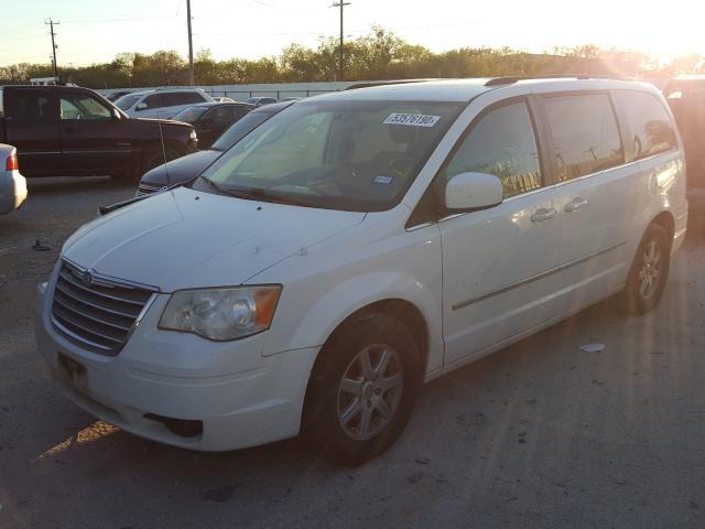 из сша 2010 Chrysler Town & Cou 3.8L 2A4RR5D19AR204066