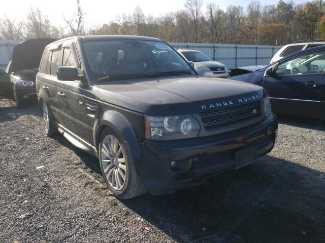 Salvage cars for sale from Copart York Haven, PA: 2010 Land Rover Range Rover