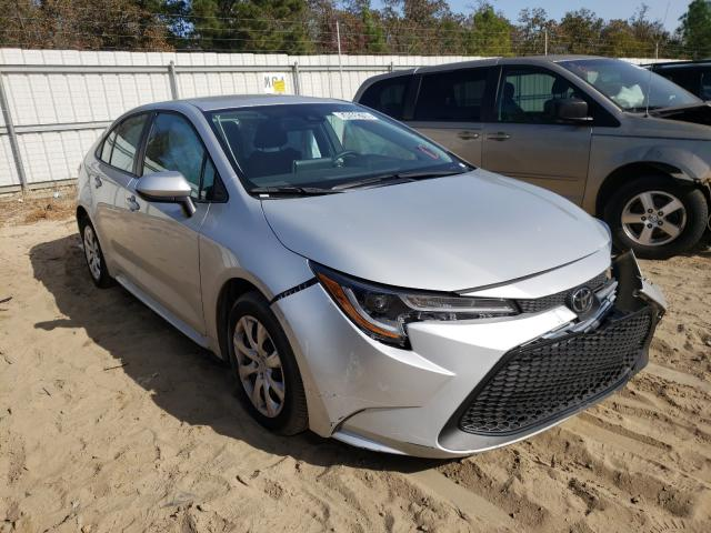 Salvage cars for sale from Copart Gaston, SC: 2020 Toyota Corolla LE