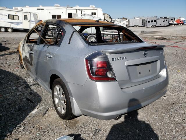 купить 2011 Nissan Sentra 2.0 2.0L 3N1AB6AP4BL669524
