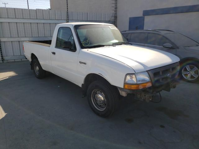 Salvage cars for sale from Copart Sun Valley, CA: 1999 Ford Ranger