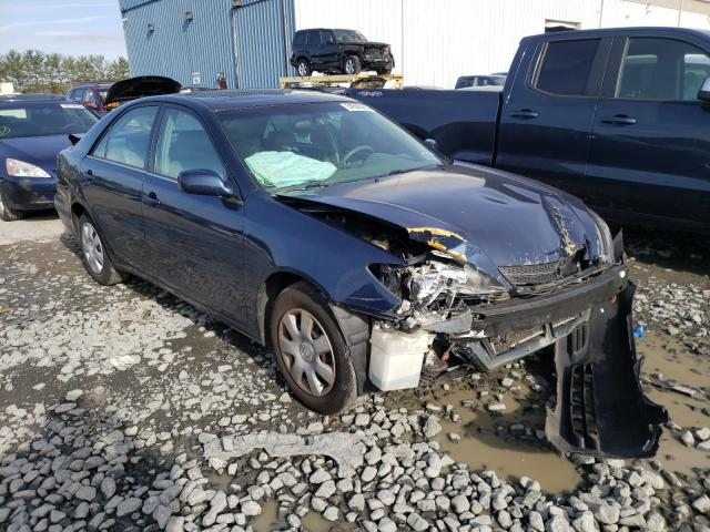 Salvage cars for sale from Copart Windsor, NJ: 2003 Toyota Camry LE