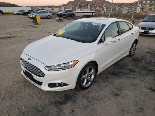 2014 Ford FUSION | Vin: 1FA6P0H79E5380110