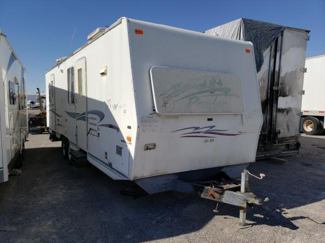 Prowler salvage cars for sale: 2000 Prowler Travel Trailer