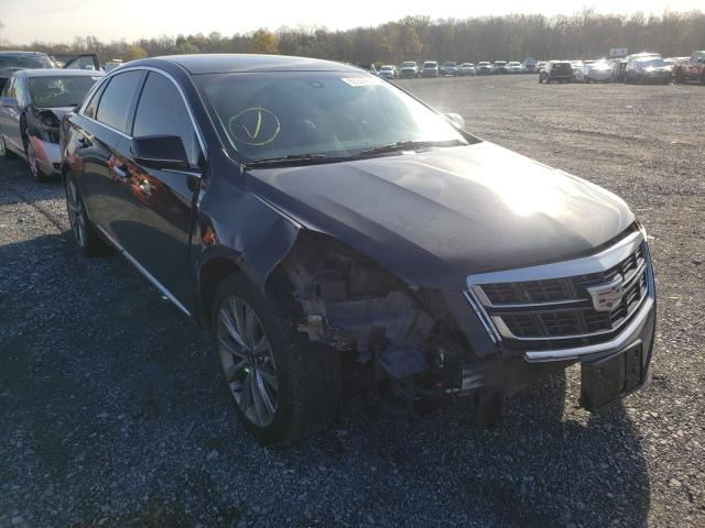 Cadillac XTS salvage cars for sale: 2016 Cadillac XTS