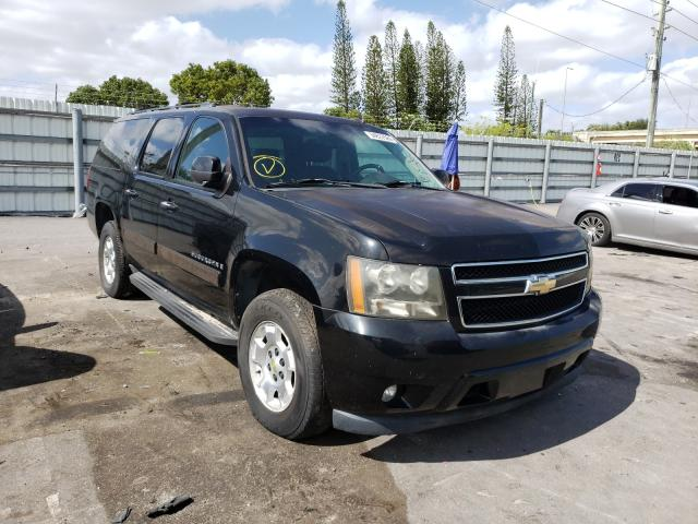 Chevrolet Suburban C salvage cars for sale: 2009 Chevrolet Suburban C