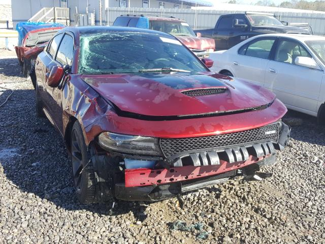 Salvage cars for sale from Copart Hueytown, AL: 2020 Dodge Charger R