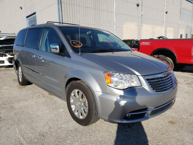 Chrysler Town & Country salvage cars for sale: 2015 Chrysler Town & Country