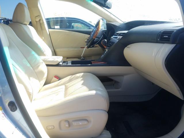 2011 Lexus RX | Vin: 2T2BK1BA5BC112120