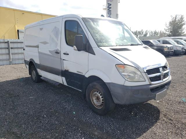 Salvage cars for sale from Copart Miami, FL: 2007 Dodge Sprinter 2