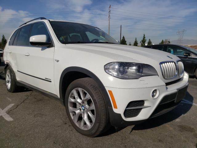 Salvage cars for sale from Copart Rancho Cucamonga, CA: 2013 BMW X5 XDRIVE3