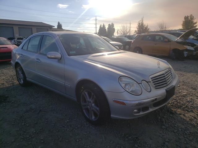 Salvage cars for sale from Copart Eugene, OR: 2006 Mercedes-Benz E 350