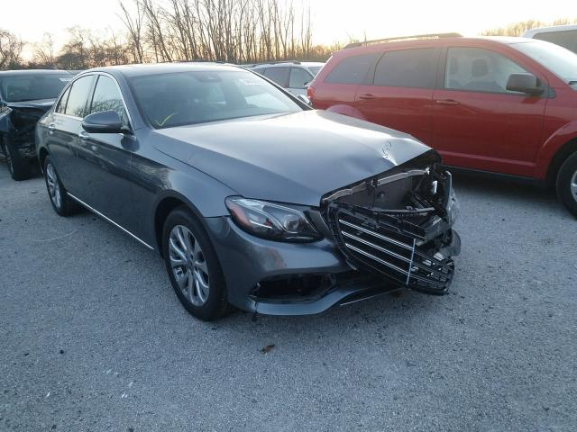 Mercedes-Benz salvage cars for sale: 2017 Mercedes-Benz E 300 4matic