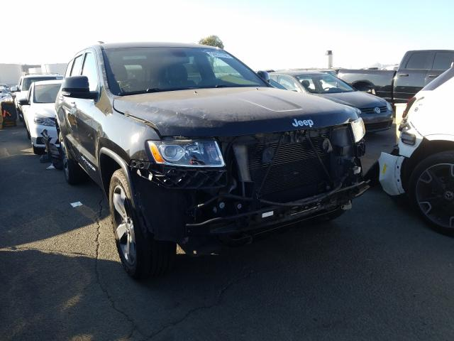 Salvage cars for sale from Copart Martinez, CA: 2014 Jeep Grand Cherokee