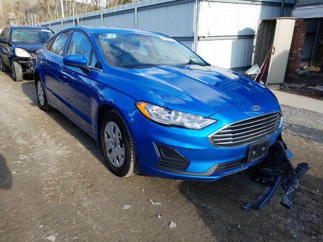 2020 Ford Fusion SE for sale in North Billerica, MA