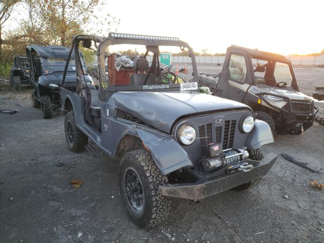 Mahindra And Mahindra salvage cars for sale: 2018 Mahindra And Mahindra Roxor