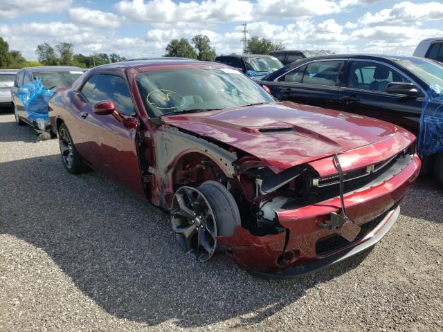 Salvage cars for sale from Copart Orlando, FL: 2018 Dodge Challenger