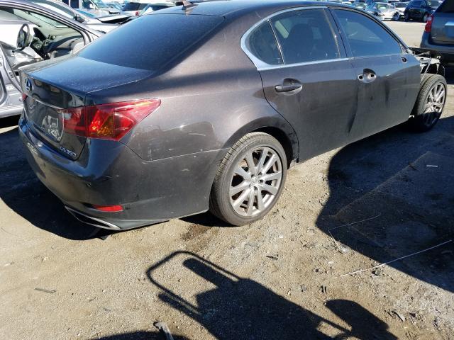 цена в сша 2013 Lexus Gs 350 3.5L JTHBE1BL0D5019002