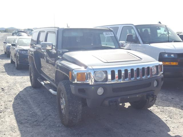 Salvage cars for sale from Copart Madisonville, TN: 2006 Hummer H3