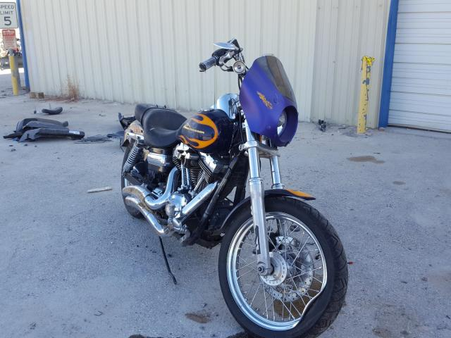 Salvage cars for sale from Copart San Antonio, TX: 2012 Harley-Davidson Fxdc Dyna