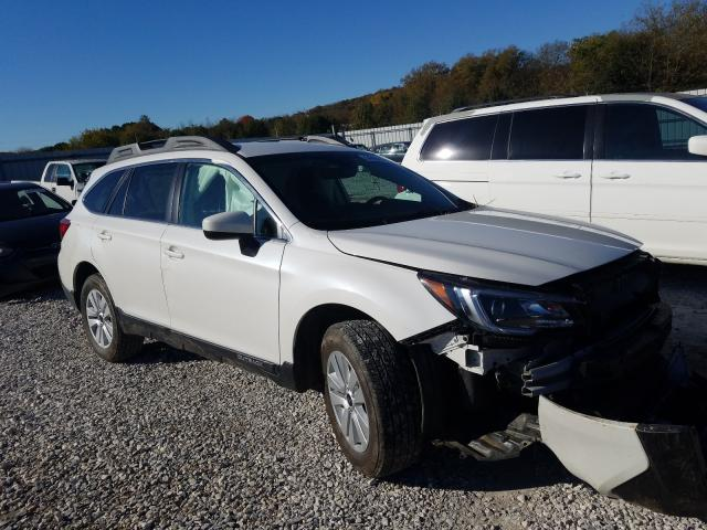 Salvage cars for sale from Copart Prairie Grove, AR: 2019 Subaru Outback 2