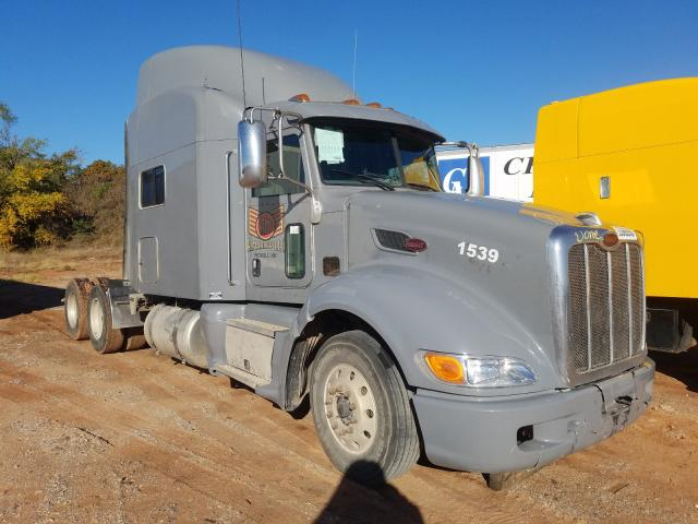 Peterbilt salvage cars for sale: 2012 Peterbilt 386