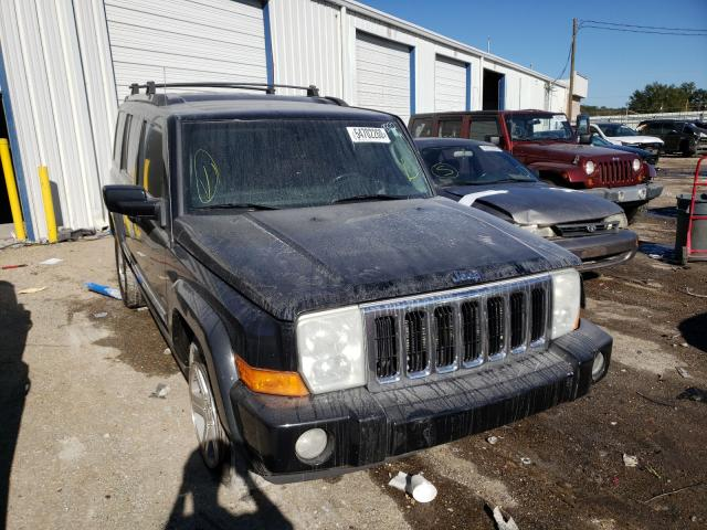 Jeep Commander salvage cars for sale: 2009 Jeep Commander