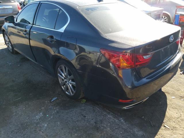 купить 2013 Lexus Gs 350 3.5L JTHBE1BL0D5019002