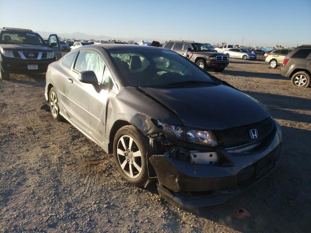 Vehiculos salvage en venta de Copart Brighton, CO: 2013 Honda Civic LX