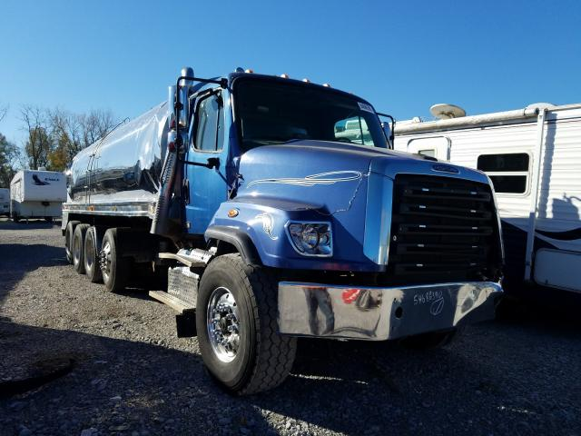 Freightliner 114SD salvage cars for sale: 2014 Freightliner 114SD