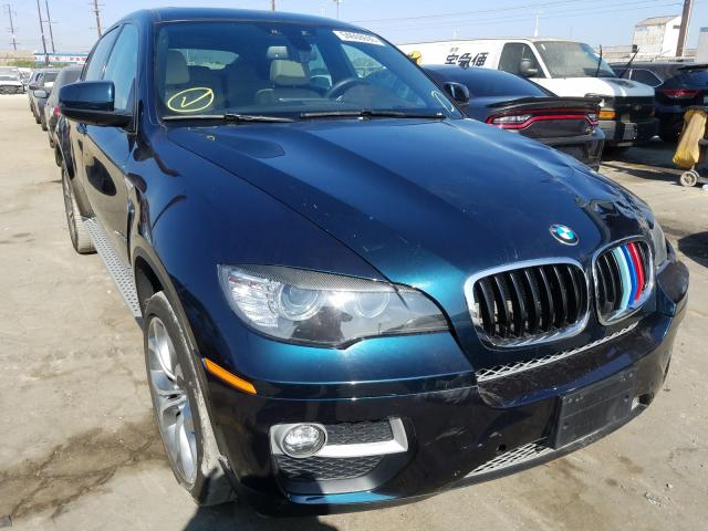 BMW salvage cars for sale: 2013 BMW X6 XDRIVE3