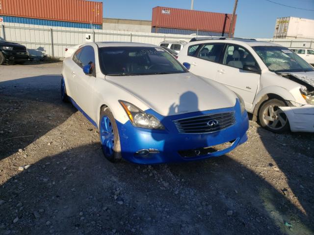 Salvage cars for sale from Copart Columbus, OH: 2011 Infiniti G37
