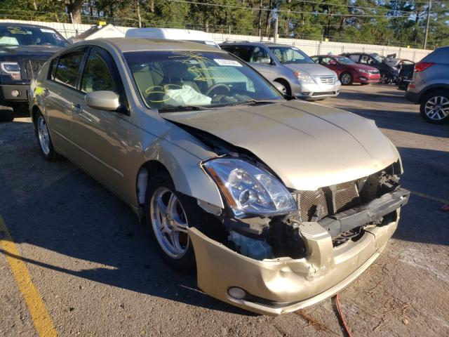 Salvage cars for sale from Copart Eight Mile, AL: 2004 Nissan Maxima SE