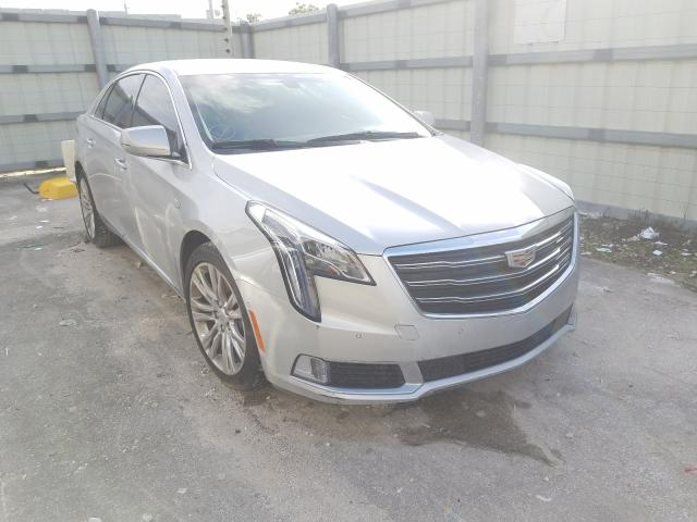 Salvage cars for sale from Copart Homestead, FL: 2019 Cadillac XTS Luxury