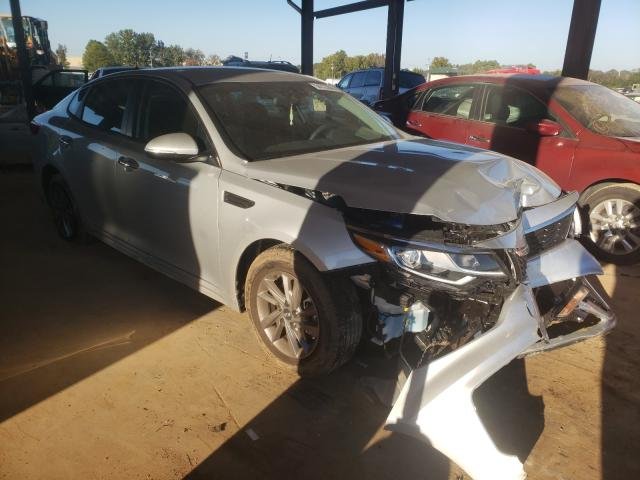 Salvage cars for sale from Copart Tanner, AL: 2020 KIA Optima LX