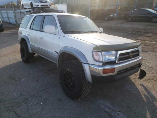 Toyota 4runner LI salvage cars for sale: 1997 Toyota 4runner LI