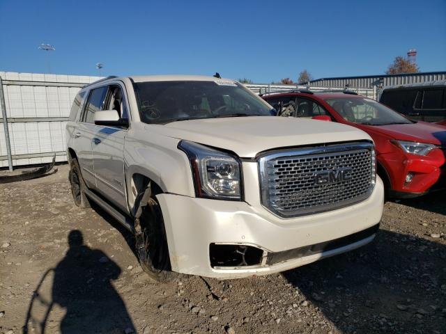 Salvage cars for sale from Copart Finksburg, MD: 2015 GMC Yukon Dena