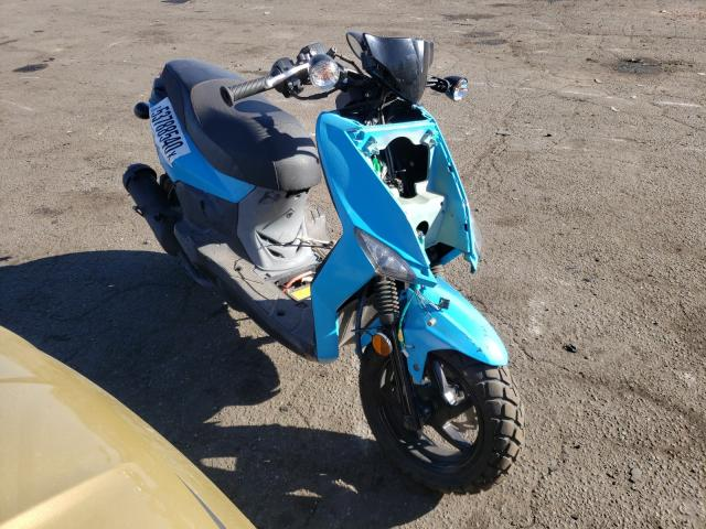 Vespa salvage cars for sale: 2021 Vespa Scooter