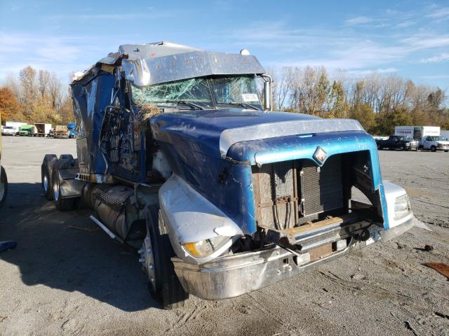 International 9400 9400I salvage cars for sale: 2003 International 9400 9400I