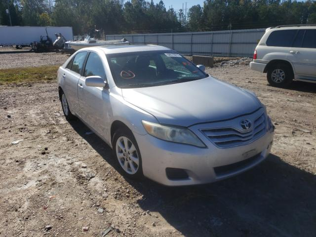 Salvage cars for sale from Copart Charles City, VA: 2010 Toyota Camry Base