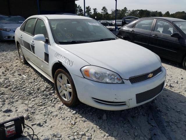 Chevrolet Impala salvage cars for sale: 2012 Chevrolet Impala