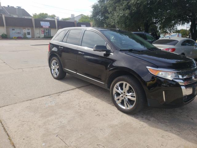 Ford Edge Limit