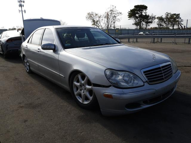 2005 Mercedes-Benz S 430 4matic en venta en Brookhaven, NY