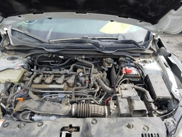 2HGFC1F78GH657373 2016 Honda Civic Exl 1.5L