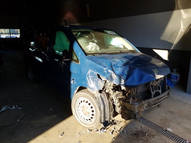 Salvage cars for sale from Copart Sandston, VA: 2016 Mercedes-Benz Metris