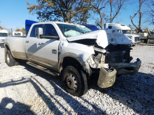Dodge RAM 3500 L salvage cars for sale: 2011 Dodge RAM 3500 L