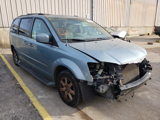 Chrysler Town & Country salvage cars for sale: 2009 Chrysler Town & Country