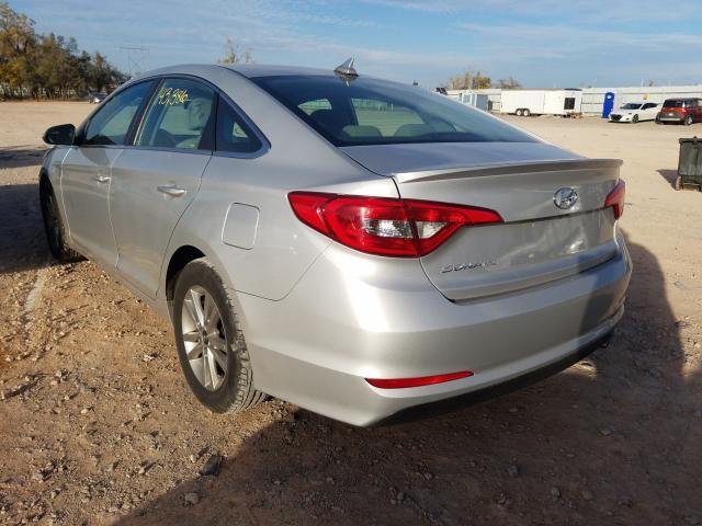 купить 2015 Hyundai Sonata Se 2.4L 5NPE24AF0FH048362