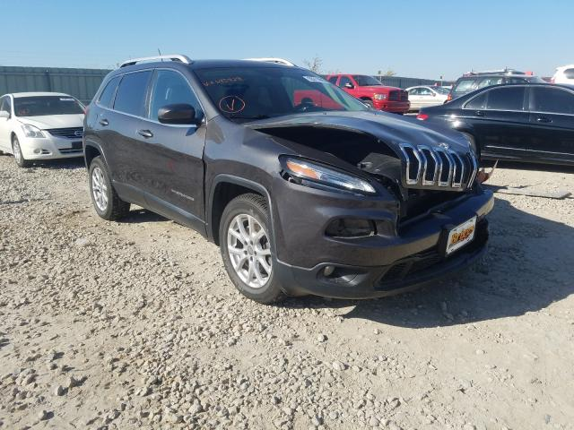 Salvage cars for sale from Copart Kansas City, KS: 2015 Jeep Cherokee L